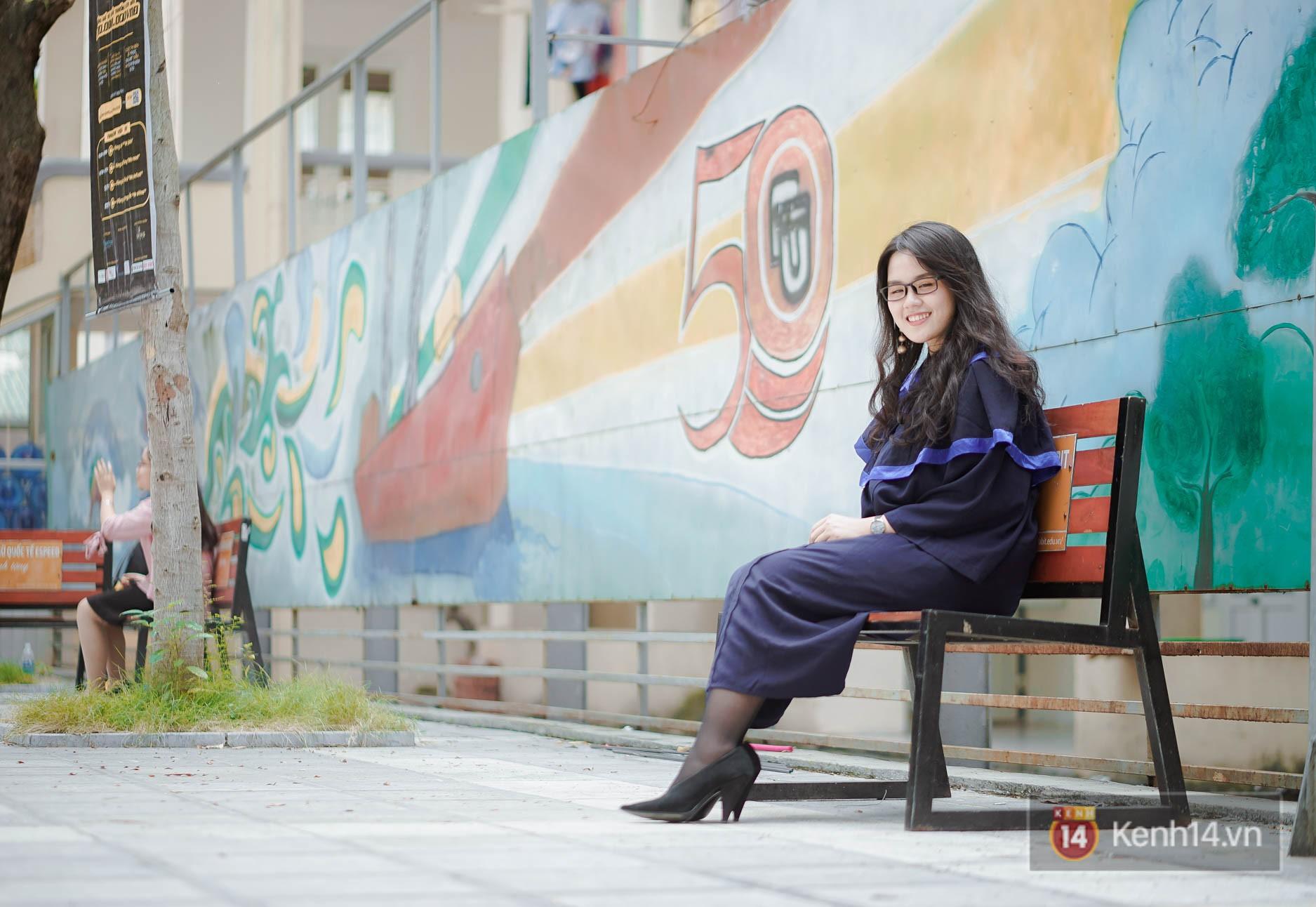 Gặp cô bạn tân cử nhân Ngoại thương xinh như hotgirl, nhận học bổng du học Thạc sỹ 3 chuyên ngành tại Mỹ - Ảnh 4.