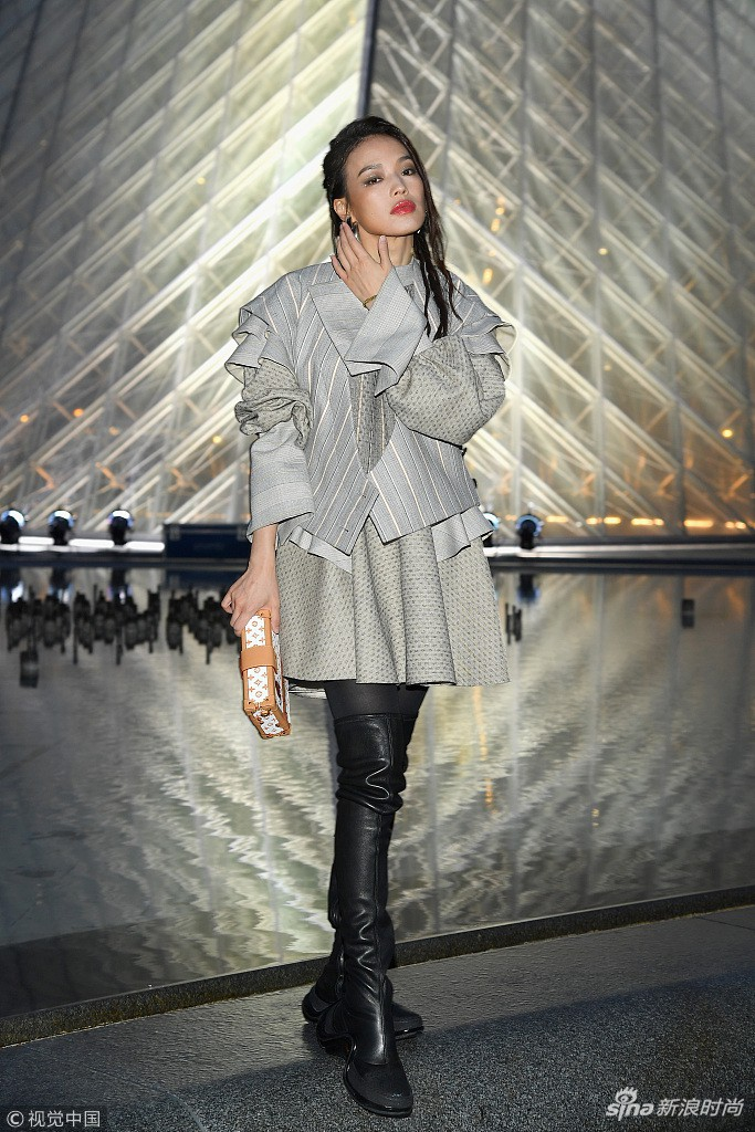 Phạm Băng Băng vắng mặt ở show Louis Vuitton, Thư Kỳ thành mỹ nhân- Ảnh 3.