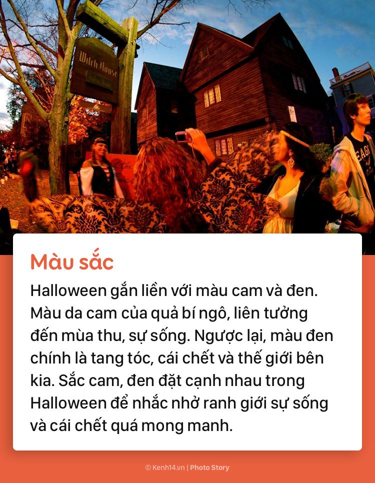 Giải mã những ý nghĩa rùng rợn liên quan tới lễ hội Halloween - Ảnh 1.