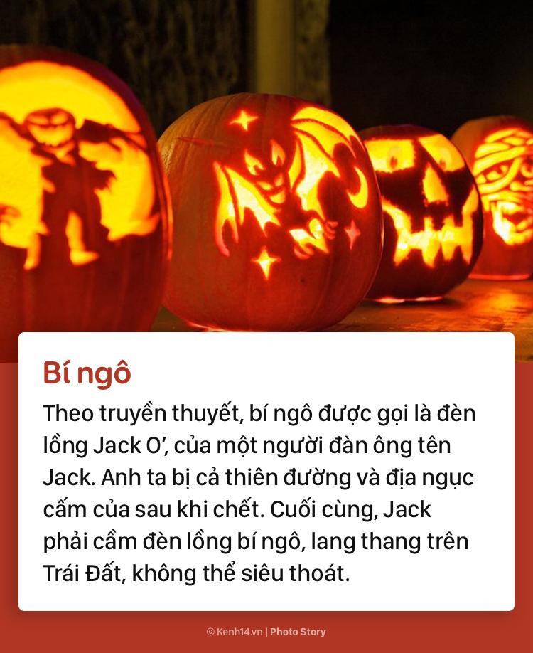 Giải mã những ý nghĩa rùng rợn liên quan tới lễ hội Halloween - Ảnh 3.
