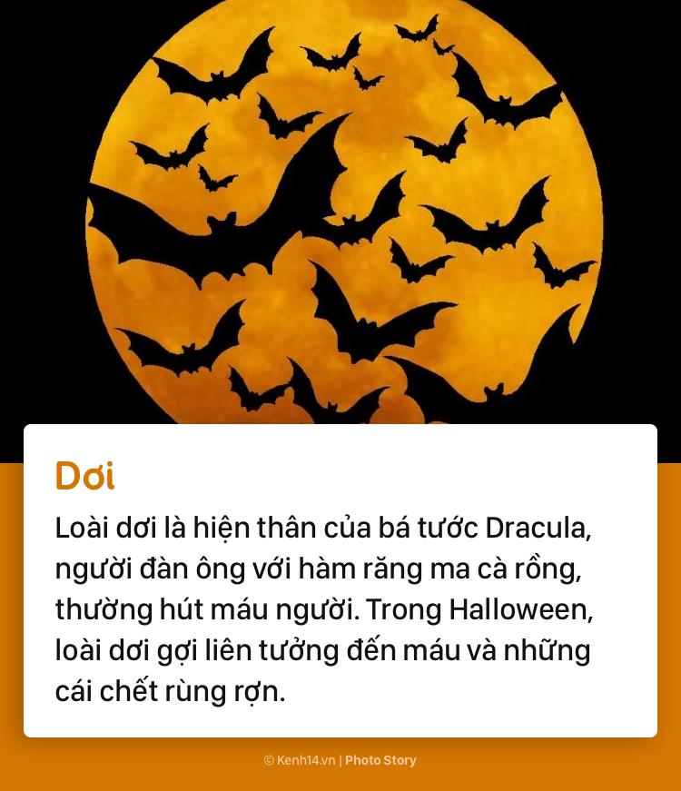 Giải mã những ý nghĩa rùng rợn liên quan tới lễ hội Halloween - Ảnh 5.