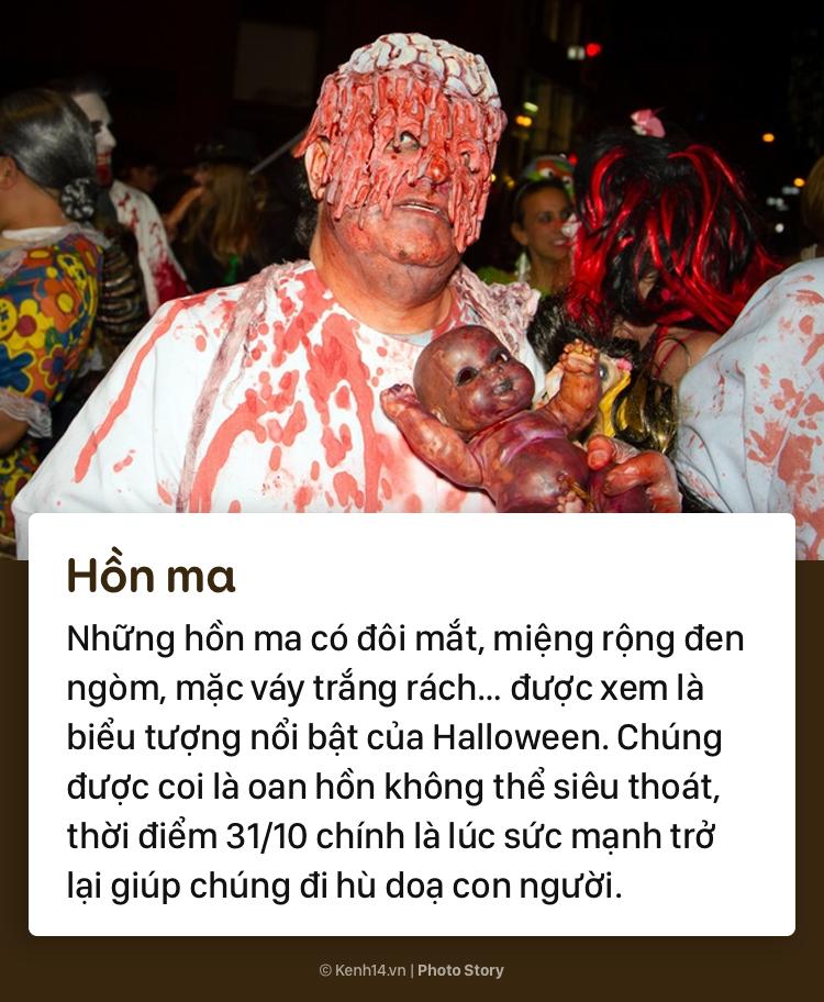 Giải mã những ý nghĩa rùng rợn liên quan tới lễ hội Halloween - Ảnh 7.