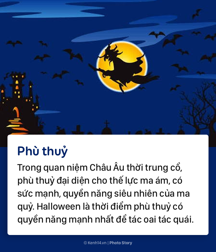 Giải mã những ý nghĩa rùng rợn liên quan tới lễ hội Halloween - Ảnh 9.