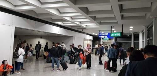 Chuyến bay Vietjet chở gần 200 hành khách đi Hàn Quốc đột ngột hạ cánh ở Hồng Kông vì lí do kĩ thuật - Ảnh 1.