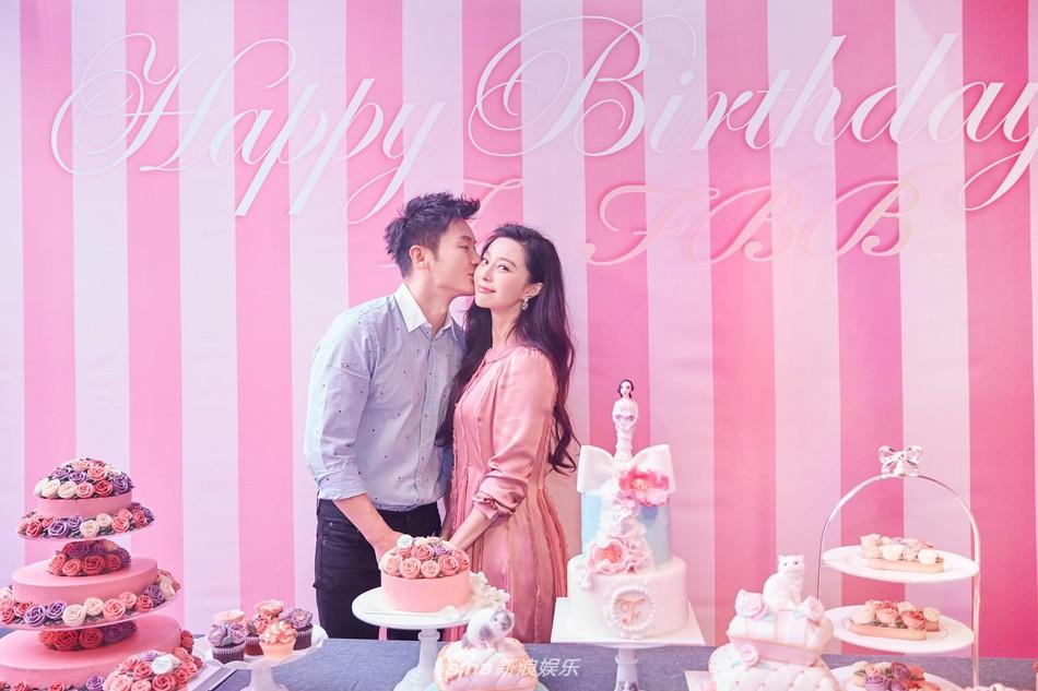 Đám cưới Phạm Băng Băng - Lý Thần được rời vào tháng 2 năm sau - Ảnh 1.