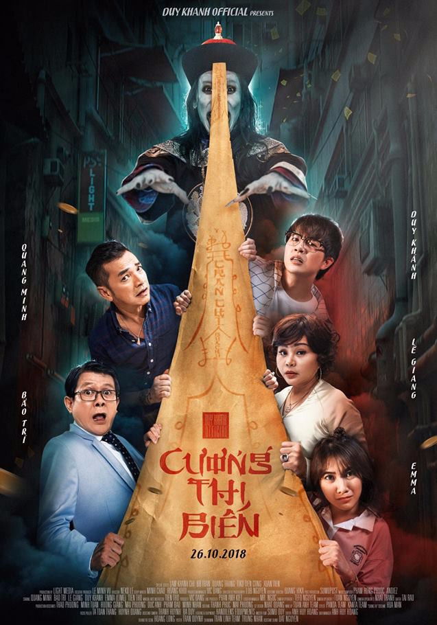 Giật mình thon thót với 6 phim kinh dị Việt Nam đáng xem nhất mùa Halloween