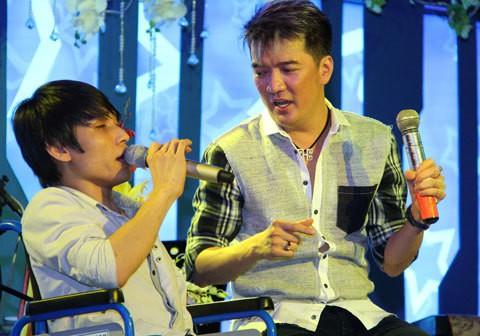 Những màn song ca xúc động, lấy nước mắt khán giả của ca sĩ Vpop và các khách mời đặc biệt - Ảnh 8.