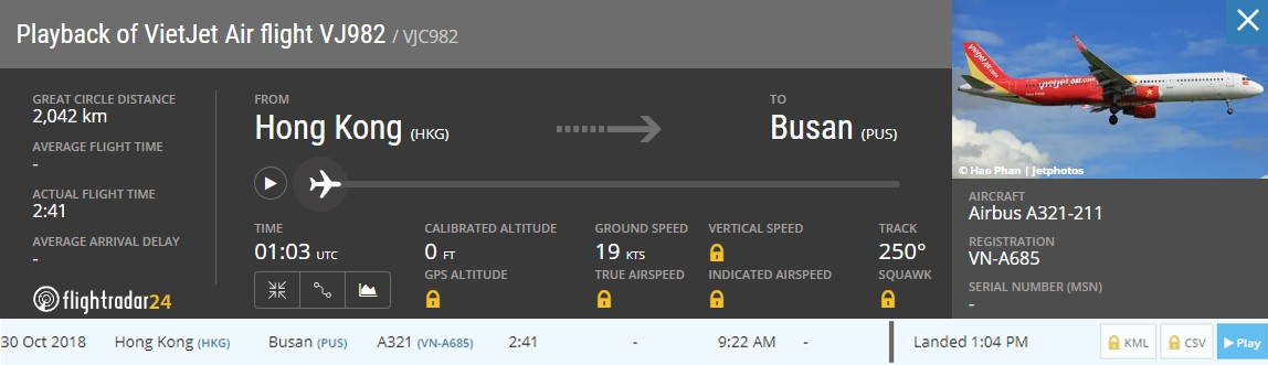 Chuyến bay Vietjet chở gần 200 hành khách đi Hàn Quốc đột ngột hạ cánh ở Hồng Kông vì lí do kĩ thuật - Ảnh 2.