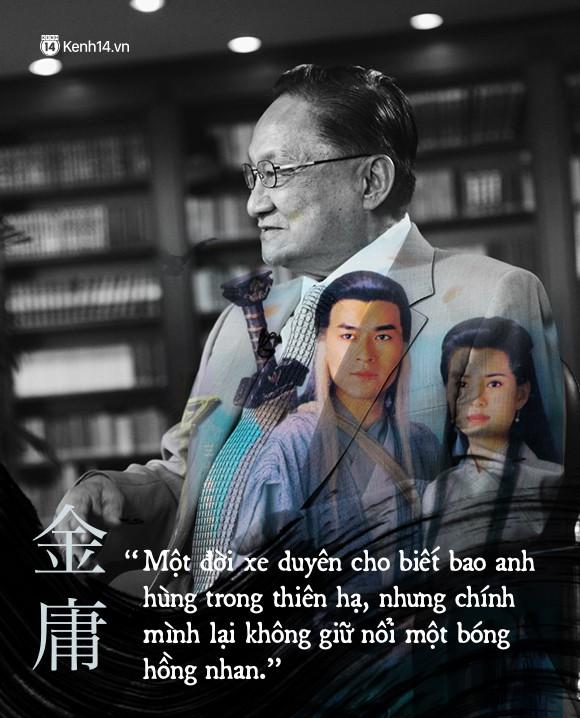 Cuộc đời của minh chủ võ lâm Kim Dung - trí óc thiên tài đã xây dựng nên một vũ trụ võ hiệp độc nhất vô nhị - Ảnh 2.