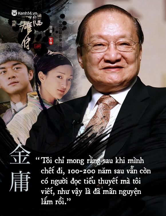 Cuộc đời của minh chủ võ lâm Kim Dung - trí óc thiên tài đã xây dựng nên một vũ trụ võ hiệp độc nhất vô nhị - Ảnh 5.