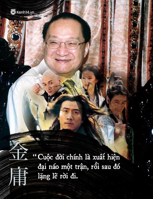Cuộc đời của minh chủ võ lâm Kim Dung - trí óc thiên tài đã xây dựng nên một vũ trụ võ hiệp độc nhất vô nhị - Ảnh 6.