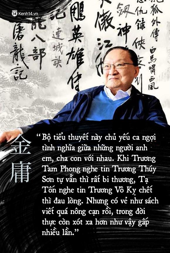 Cuộc đời của minh chủ võ lâm Kim Dung - trí óc thiên tài đã xây dựng nên một vũ trụ võ hiệp độc nhất vô nhị - Ảnh 4.