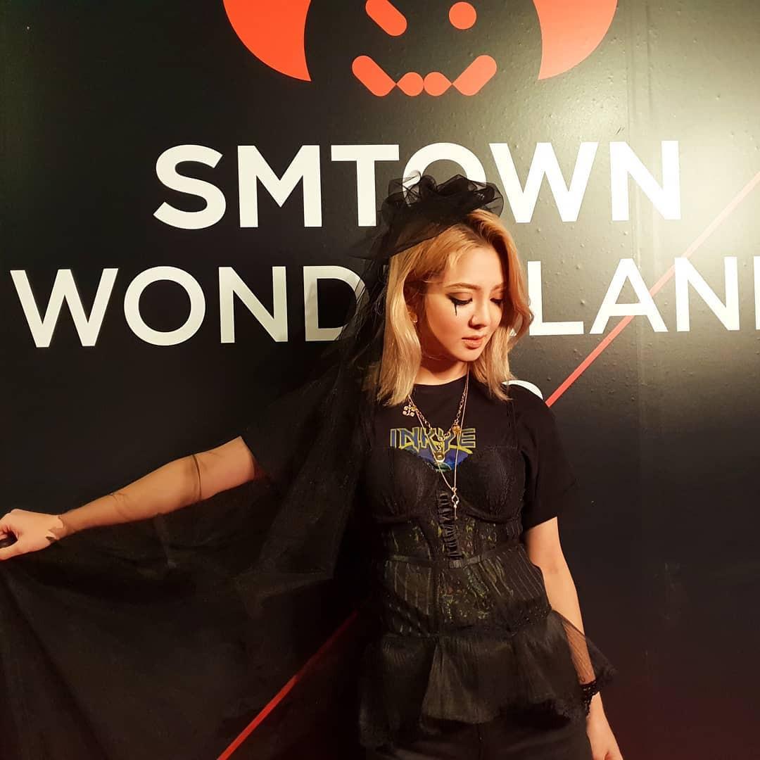 Tưng bừng tiệc Halloween khủng nhà SM: Taeyeon quá xuất sắc, nhưng Key và Baekhyun mới là sốc nhất - Ảnh 13.