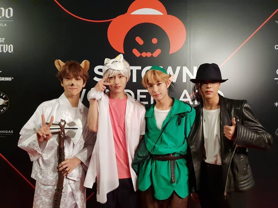 Tưng bừng tiệc Halloween khủng nhà SM: Taeyeon quá xuất sắc, nhưng Key và Baekhyun mới là sốc nhất - Ảnh 17.