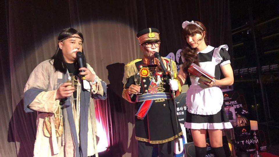 Tưng bừng tiệc Halloween khủng nhà SM: Taeyeon quá xuất sắc, nhưng Key và Baekhyun mới là sốc nhất - Ảnh 18.