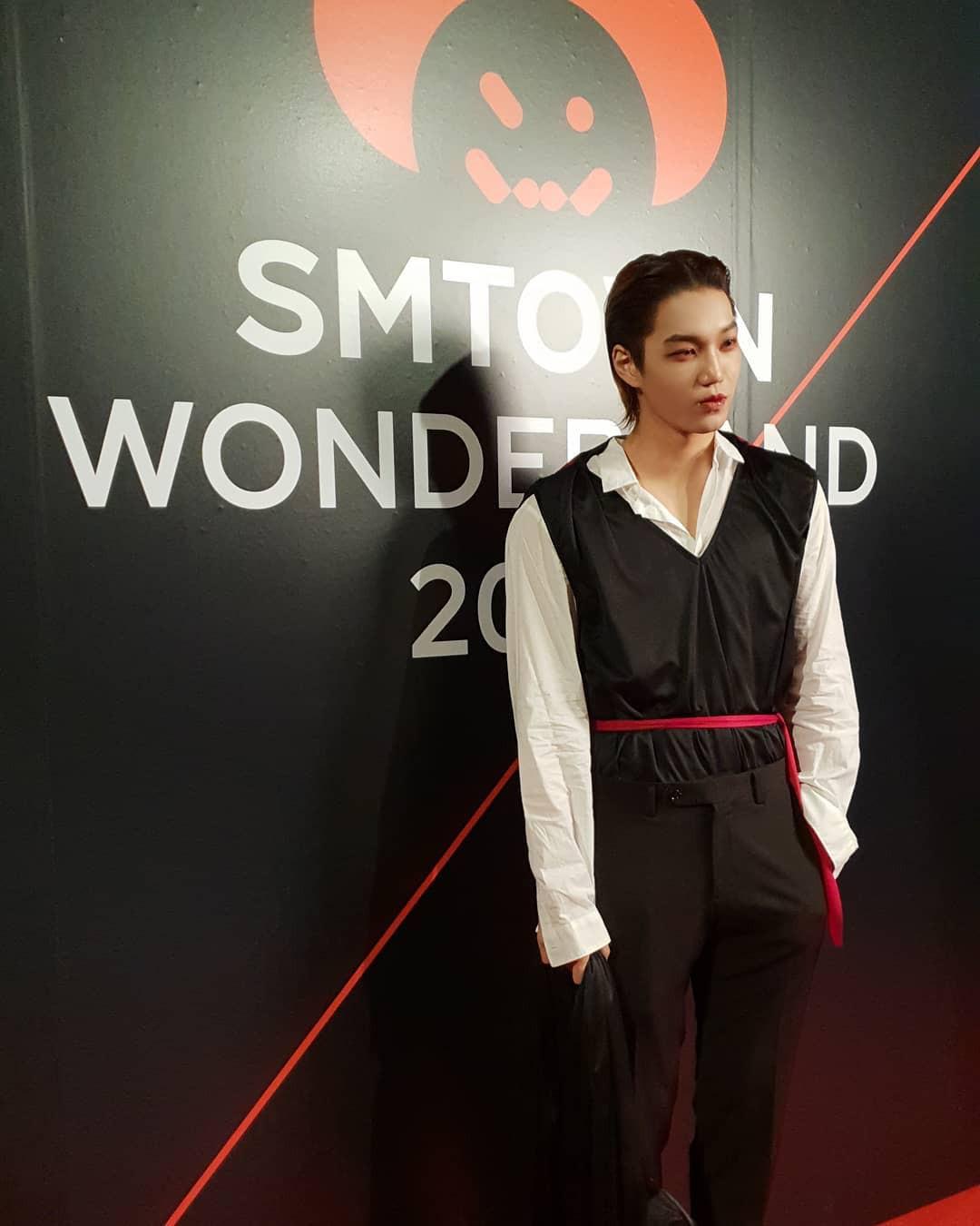 Tưng bừng tiệc Halloween khủng nhà SM: Taeyeon quá xuất sắc, nhưng Key và Baekhyun mới là sốc nhất - Ảnh 8.