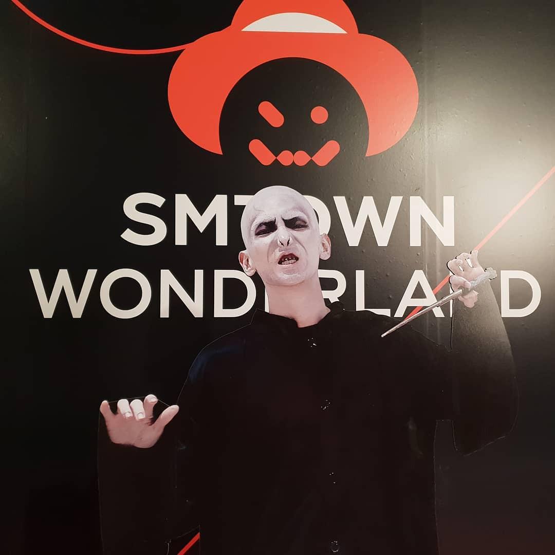 Tưng bừng tiệc Halloween khủng nhà SM: Taeyeon quá xuất sắc, nhưng Key và Baekhyun mới là sốc nhất - Ảnh 11.