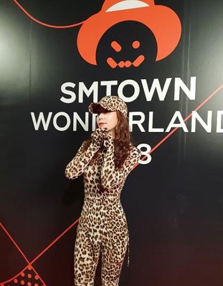 Tưng bừng tiệc Halloween khủng nhà SM: Taeyeon quá xuất sắc, nhưng Key và Baekhyun mới là sốc nhất - Ảnh 12.