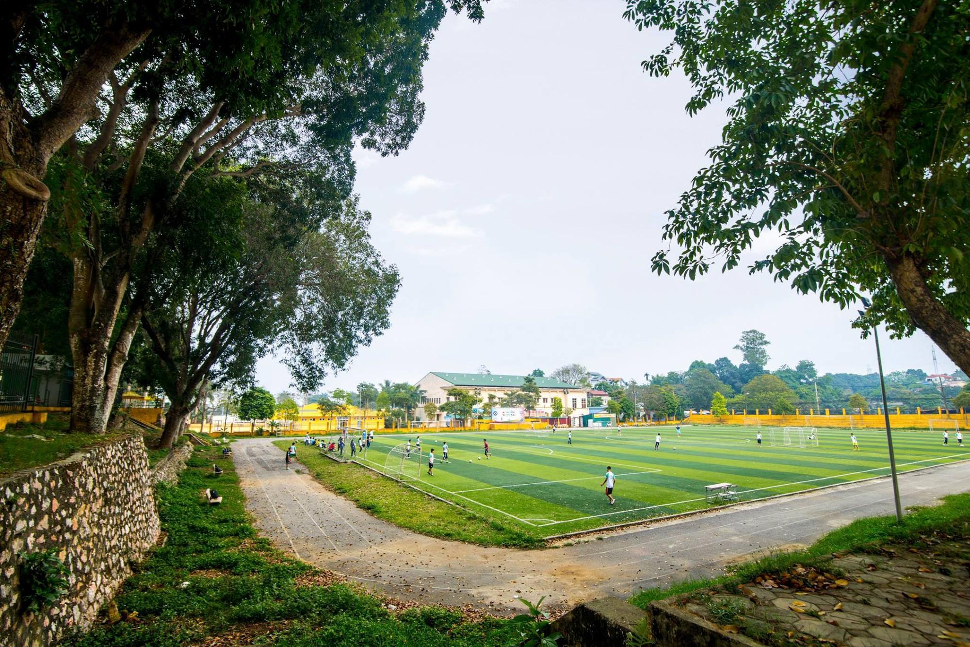 Đây là Đại học duy nhất ở Việt Nam có 1 khu rừng tuyệt đẹp ngay trong khuôn viên trường, tha hồ sống ảo - Ảnh 16.