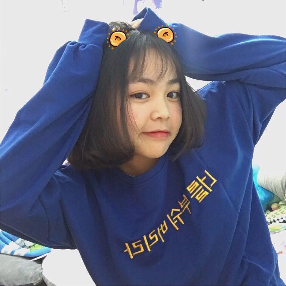 Cô bạn mặt tròn siêu cưng, sinh năm 2004 phủ sóng Tik Tok những ngày qua - Ảnh 8.