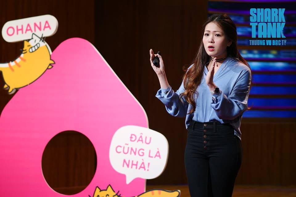 CEO 9X xinh đẹp với profile khủng khiến Shark Phú phải thốt lên: Nhìn em là anh muốn đầu tư rồi - Ảnh 2.