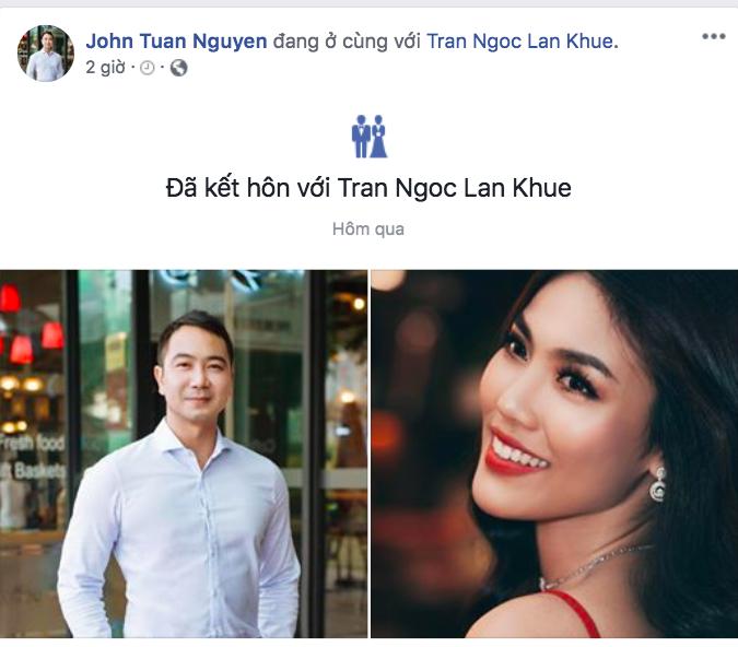 Đám cưới Lan Khuê: John Tuấn Nguyễn đã làm điều này từ sáng sớm - Ảnh 1.