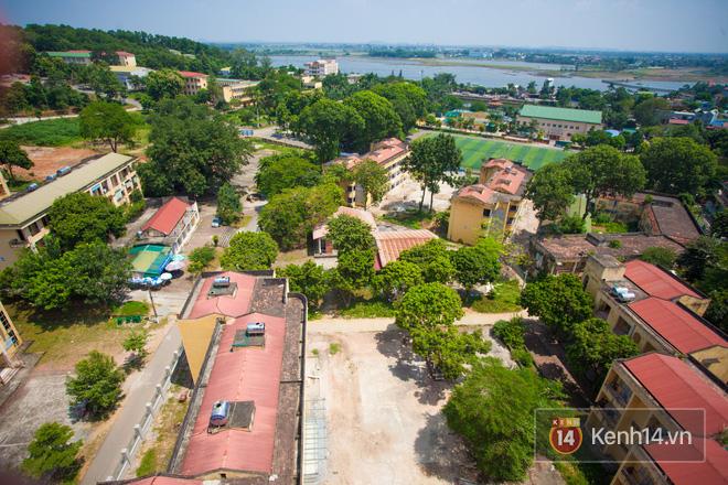 Đây là Đại học duy nhất ở Việt Nam có 1 khu rừng tuyệt đẹp ngay trong khuôn viên trường, tha hồ sống ảo - Ảnh 19.