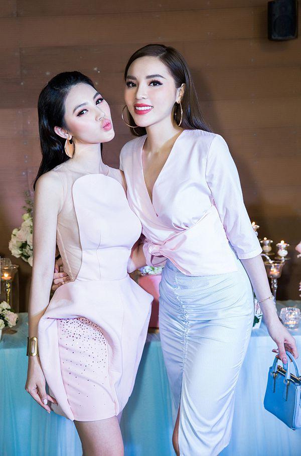 Jolie Nguyễn và hoa hậu Kỳ Duyên xác nhận rạn nứt tình cảm - Ảnh 1.