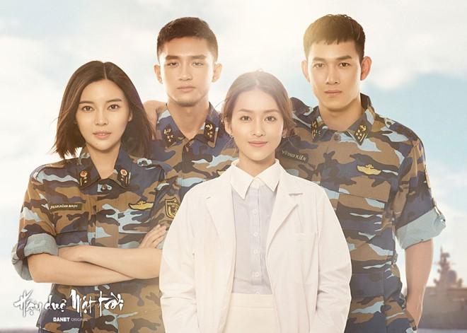 Hậu Duệ Mặt Trời Việt Nam sau 6 tập điểm yếu nhất là diễn xuất - Ảnh 1.
