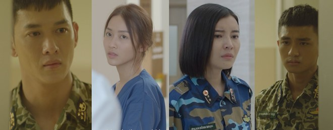 Hậu Duệ Mặt Trời Việt Nam sau 6 tập điểm yếu nhất là diễn xuất - Ảnh 6.