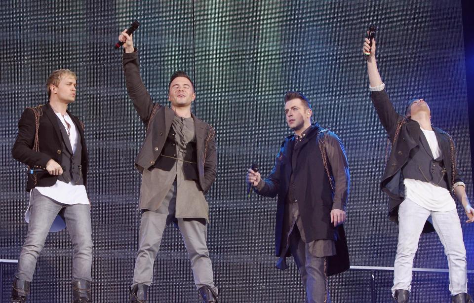 Sau 6 năm, huyền thoại Westlife tái hợp với album mới và tour diễn lớn - Ảnh 2.