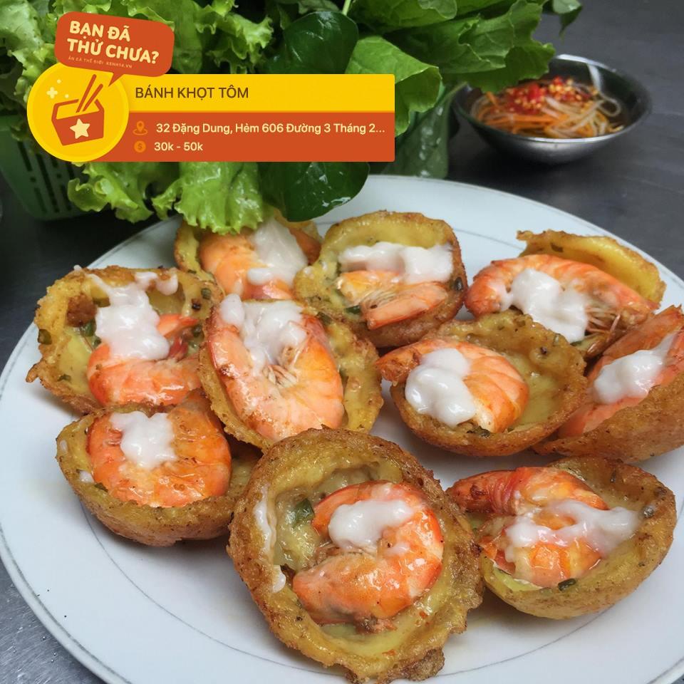 Kìm lòng không nổi với hàng loạt món ngon từ tôm ở Sài Gòn - Ảnh 4.