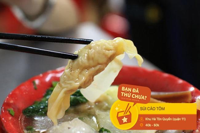Kìm lòng không nổi với hàng loạt món ngon từ tôm ở Sài Gòn - Ảnh 10.