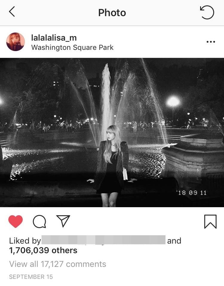 Kiệm lời như Lisa (Black Pink): đăng ảnh instagram tuyệt nhiên không viết caption, nếu có chỉ toàn dùng emoji - Ảnh 3.