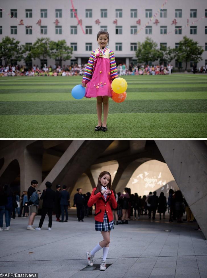 Cùng 1 kiểu ảnh, nhiếp ảnh gia này quyết định đến chụp ở cả Triều Tiên lẫn Hàn Quốc - kết quả thật đáng kinh ngạc - Ảnh 27.