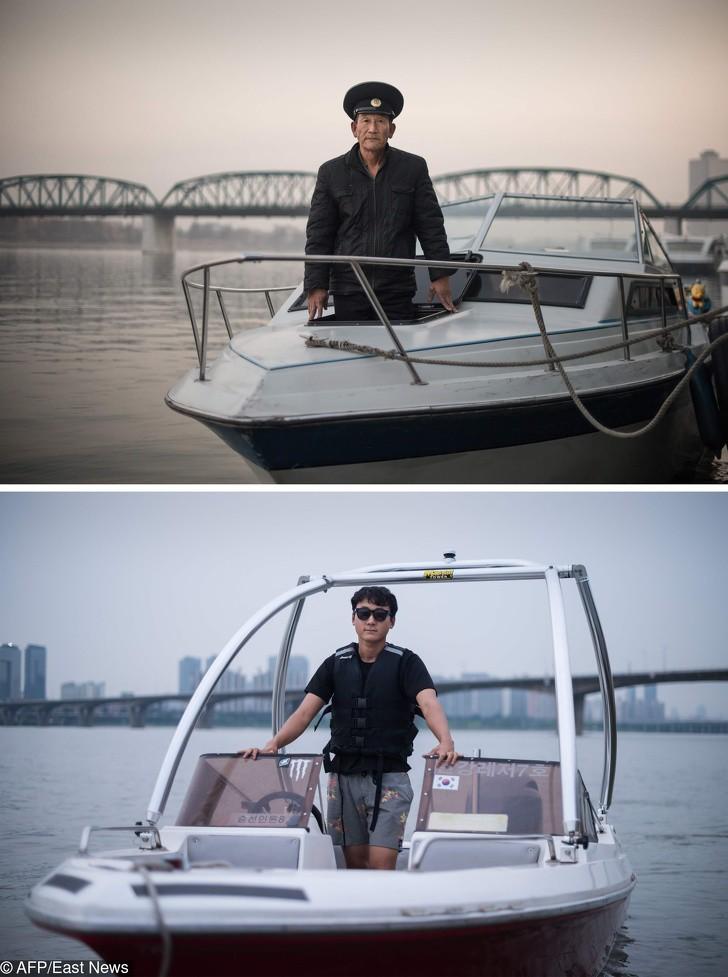 Cùng 1 kiểu ảnh, nhiếp ảnh gia này quyết định đến chụp ở cả Triều Tiên lẫn Hàn Quốc - kết quả thật đáng kinh ngạc - Ảnh 17.