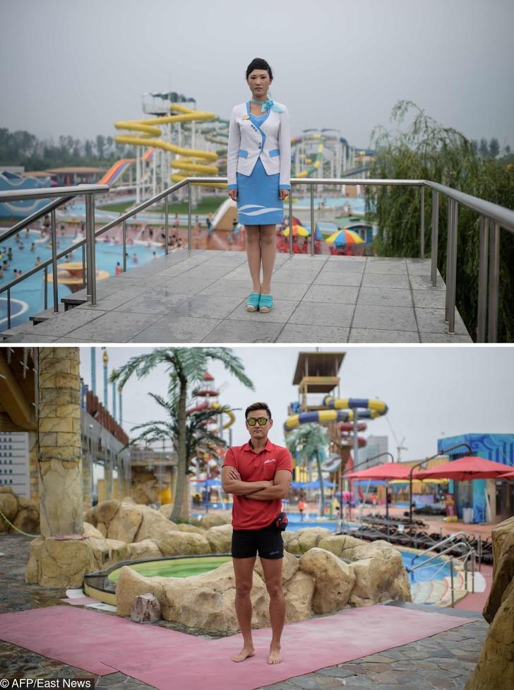 Cùng 1 kiểu ảnh, nhiếp ảnh gia này quyết định đến chụp ở cả Triều Tiên lẫn Hàn Quốc - kết quả thật đáng kinh ngạc - Ảnh 5.