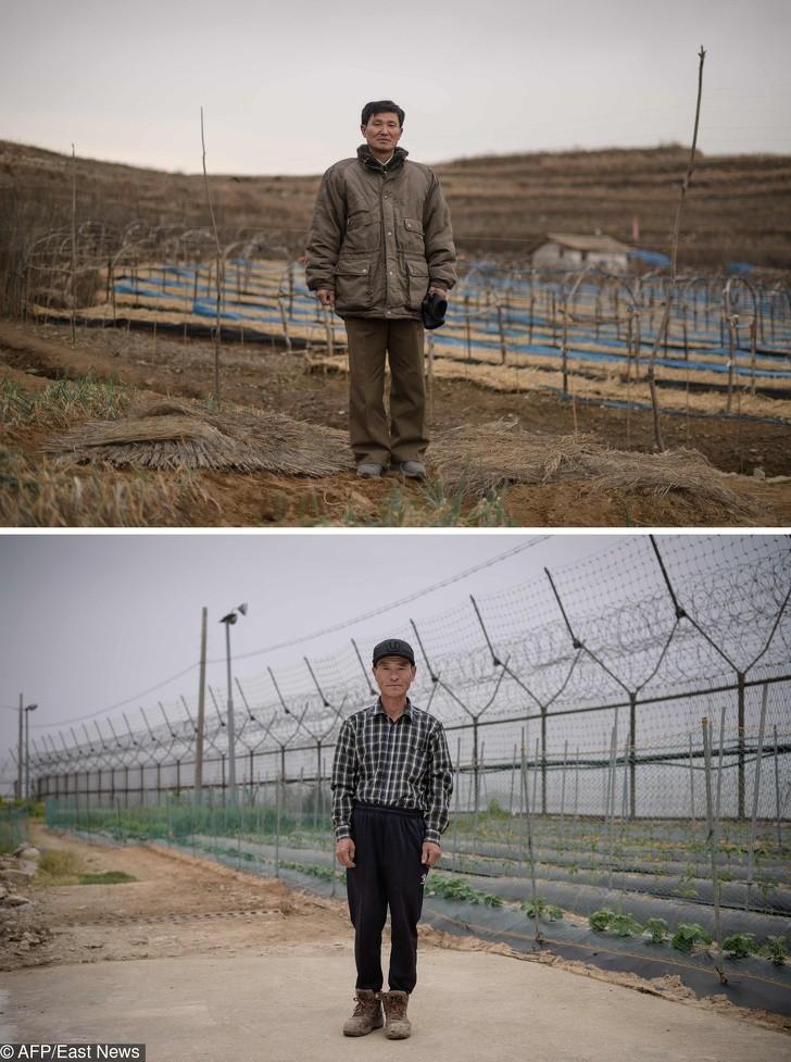 Cùng 1 kiểu ảnh, nhiếp ảnh gia này quyết định đến chụp ở cả Triều Tiên lẫn Hàn Quốc - kết quả thật đáng kinh ngạc - Ảnh 19.