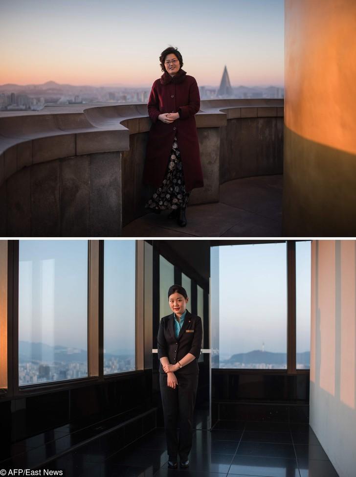 Cùng 1 kiểu ảnh, nhiếp ảnh gia này quyết định đến chụp ở cả Triều Tiên lẫn Hàn Quốc - kết quả thật đáng kinh ngạc - Ảnh 9.