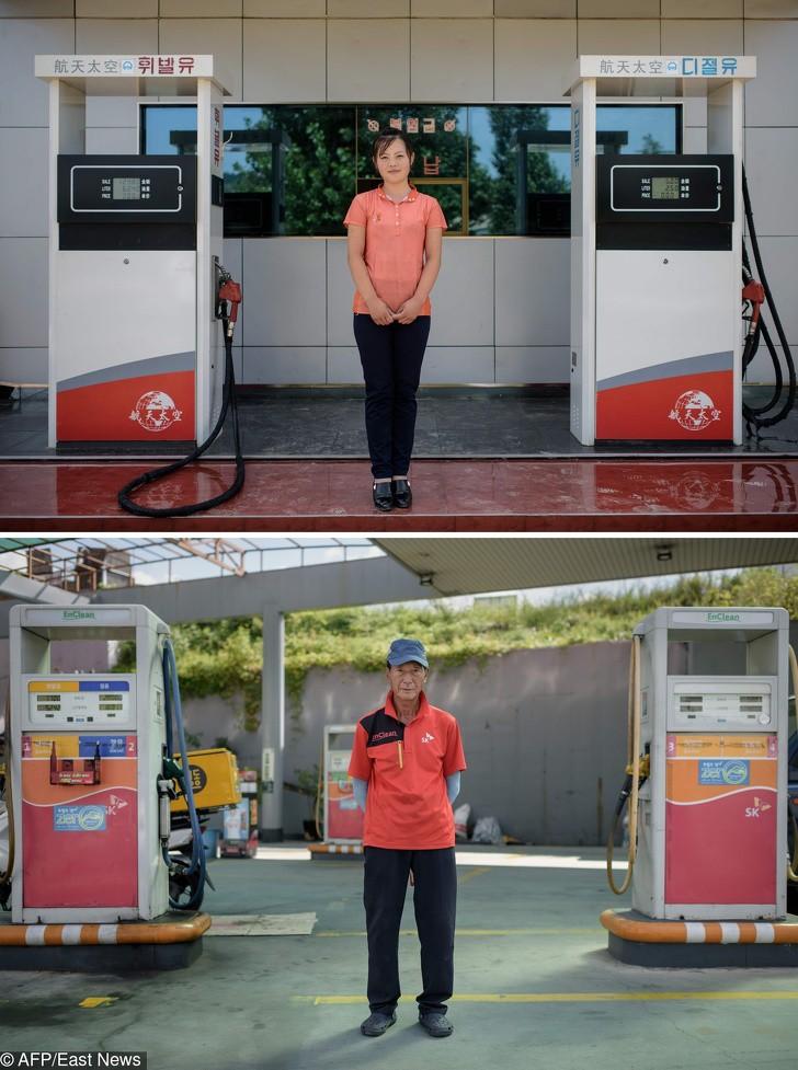 Cùng 1 kiểu ảnh, nhiếp ảnh gia này quyết định đến chụp ở cả Triều Tiên lẫn Hàn Quốc - kết quả thật đáng kinh ngạc - Ảnh 7.
