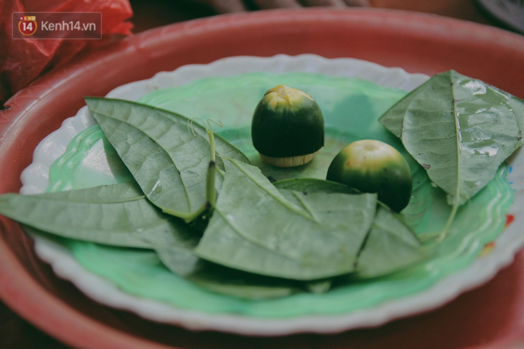 Về thăm ngôi làng ở Hà Nội có 1.000 quả cau mới cưới được vợ, người lớn trẻ nhỏ lúc nào môi cũng đỏ hồng - Ảnh 11.