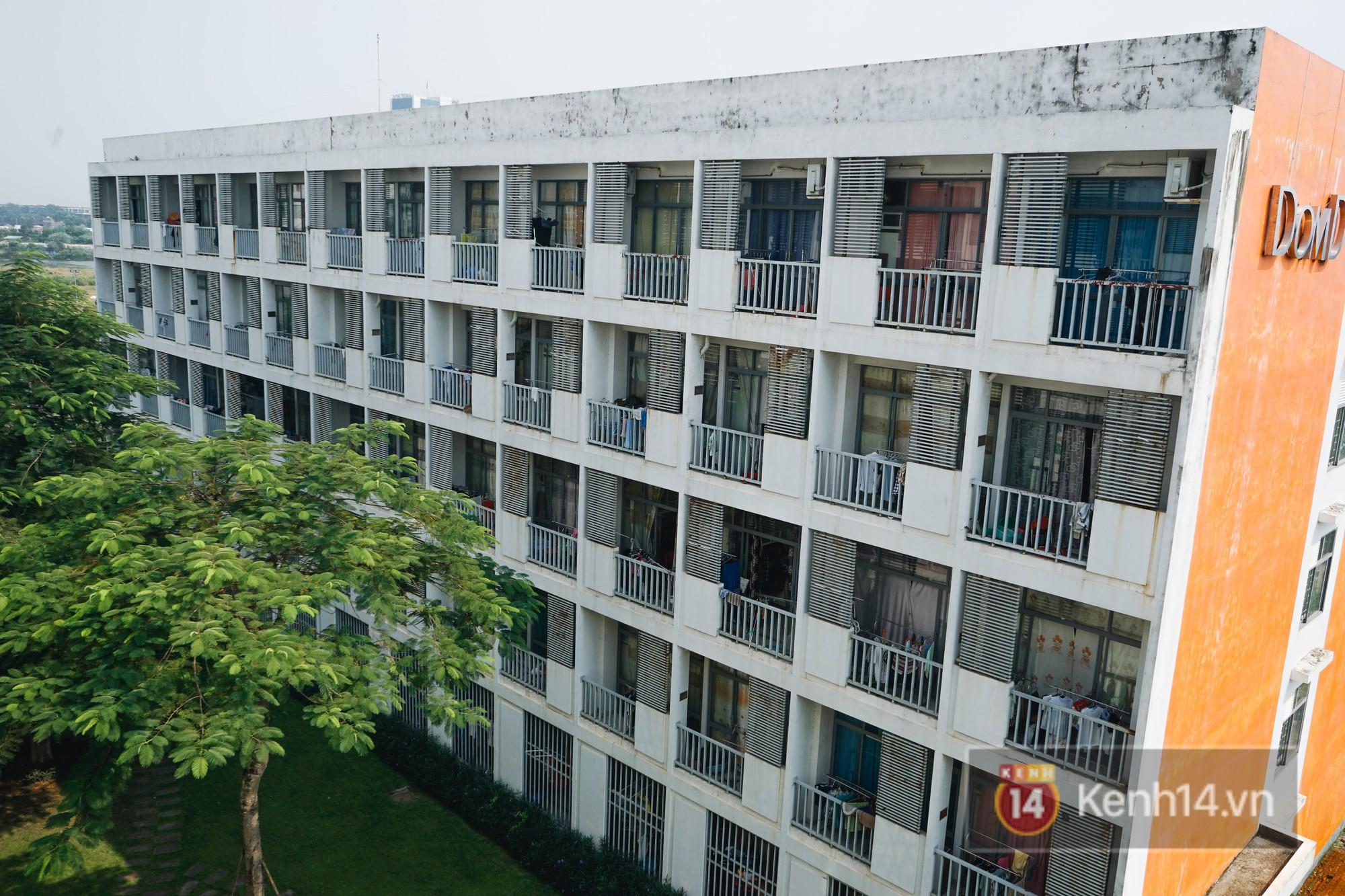 Ghé thăm ký túc xá đại học đẹp nhất nhì Việt Nam, nơi sinh viên hưởng cuộc sống chẳng khác gì ở khách sạn - Ảnh 2.