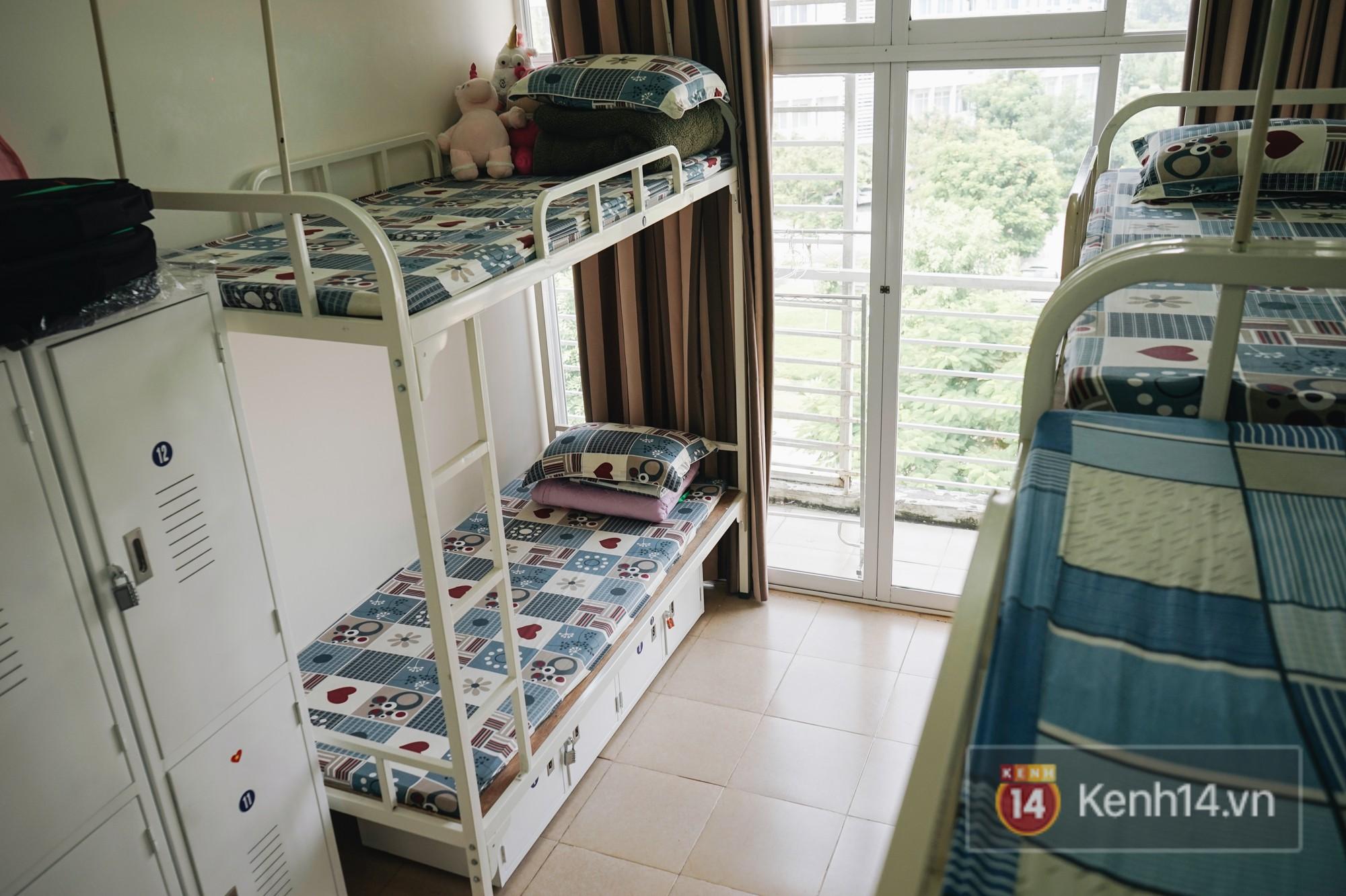 Ghé thăm ký túc xá đại học đẹp nhất nhì Việt Nam, nơi sinh viên hưởng cuộc sống chẳng khác gì ở khách sạn - Ảnh 15.