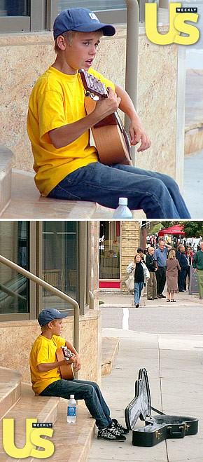 Justin Bieber ngày ấy - bây giờ: cùng ngồi giữa đường gảy đàn hát say sưa nhưng nhiều thứ đã khác xưa rồi - Ảnh 3.
