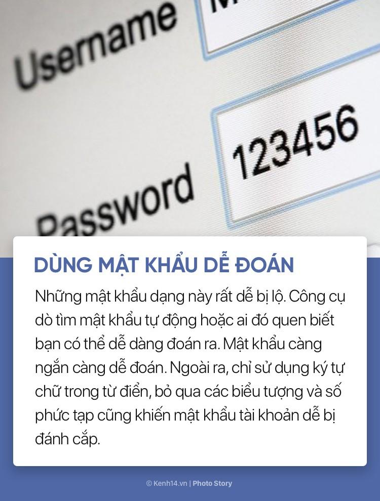 Những lí do khiến Facebook của bạn có nguy cơ bị hack - Ảnh 1.