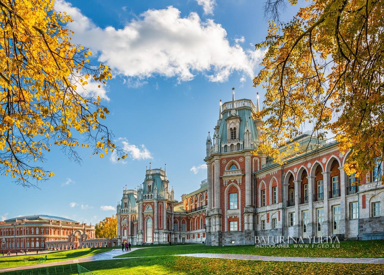 Nước Nga đã vào thu với sắc vàng đẹp say đắm lòng người, xách vali lên và đi du học thôi! - Ảnh 6.