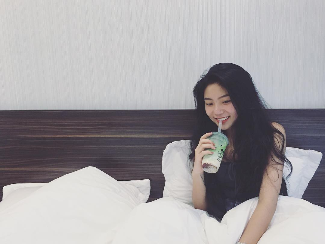 Cô bạn Đà Lạt với nhan sắc cuốn hút, hứa hẹn sẽ soán ngôi hot girl thế hệ mới - Ảnh 7.