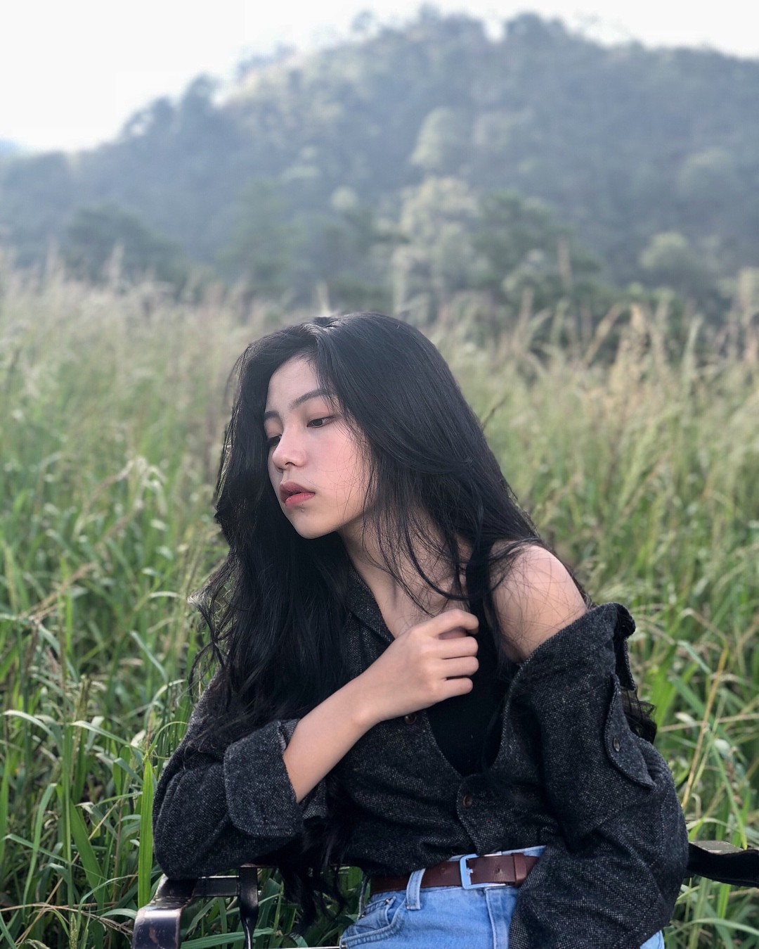 Cô bạn Đà Lạt với nhan sắc cuốn hút, hứa hẹn sẽ soán ngôi hot girl thế hệ mới - Ảnh 8.
