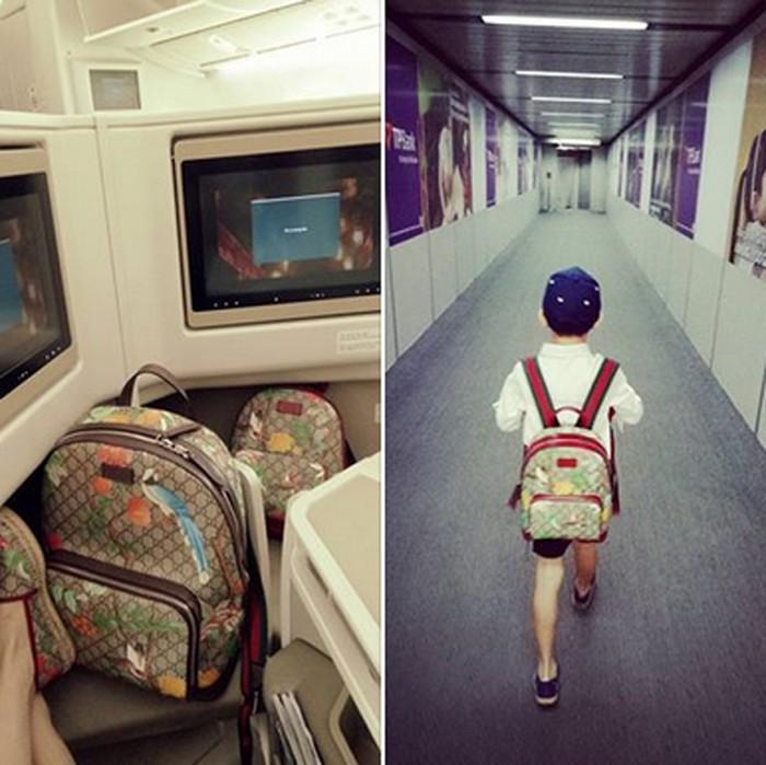 Cuộc sống của những cô chiêu, cậu ấm nhà sao Việt: Ở biệt thự triệu đô, học phí mỗi năm lên đến hàng trăm triệu - Ảnh 15.