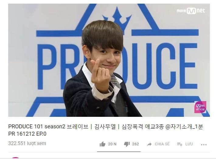 Sắc đẹp của dàn thí sinh Produce 101 mùa 2: Vũ khí tối thượng tạo nên một show thực tế thành công - Ảnh 10.